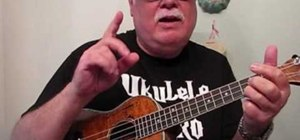 "Play ""Every Little Thing"" by the Beatles on the ukulele"