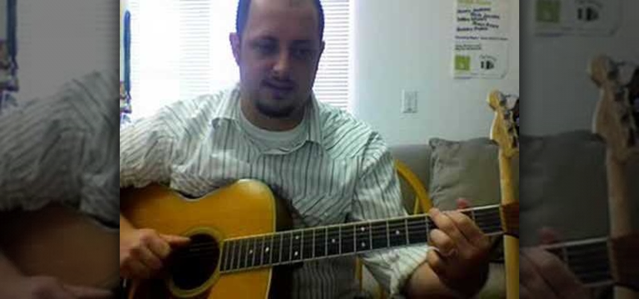 How To Embellish Chords For Intermediate Acoustic Guitarists