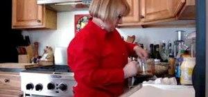 Make crab balls with creamy homemade tartar sauce