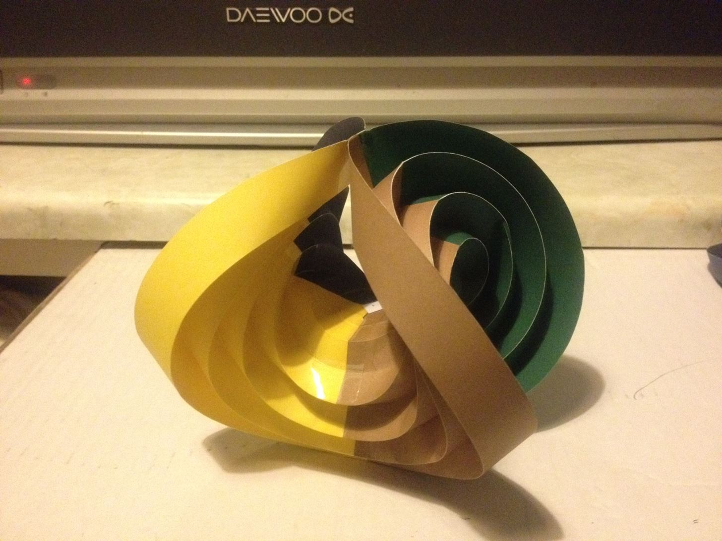 Math Craft Inspiration of the Week: The Curve-Crease Sculptures of Erik Demaine