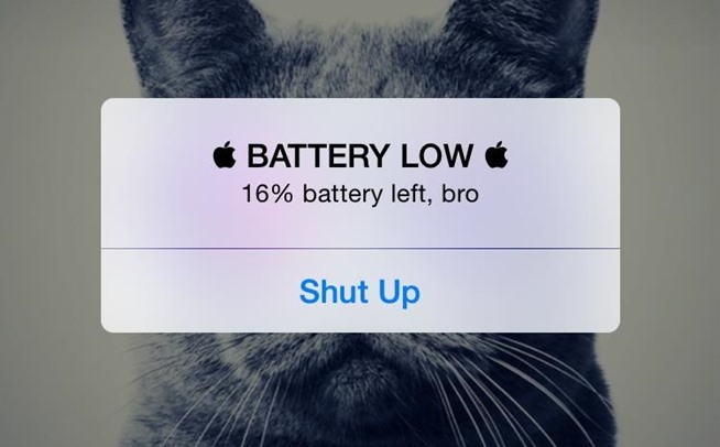 "Take Full Control Over ""Low Battery"" Alerts on Your iPhone"