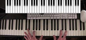 "Play ""Dead and Gone"" by T.I ft. Justin Timberlake on piano"