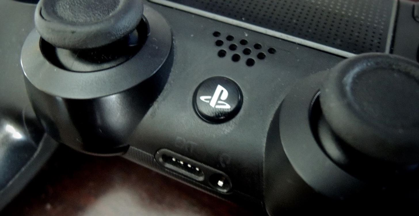connecting new ps4 controller