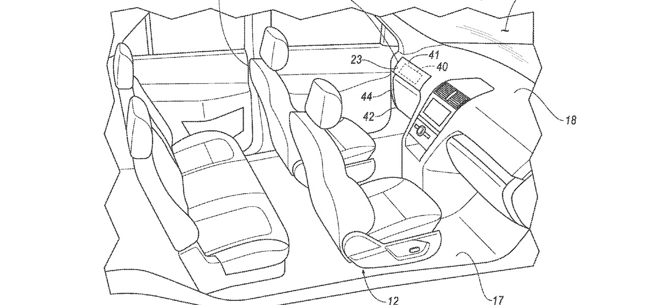Ford Tries to One Up Waymo with Removable Steering Wheel & Pedal Design