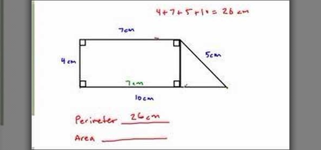 How to find the perimeter area of a complex figure math how to find the perimeter area of a complex figure math wonderhowto ccuart Image collections
