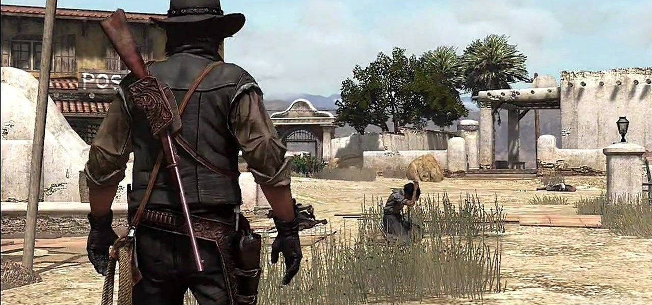 How to Mod Red Dead Redemption for the Xbox 360 « Xbox 360