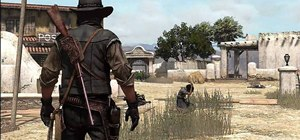 Get five easy achievements in Red Dead Redemption