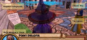 Walkthrough and find Jack Hallow in Wizard101