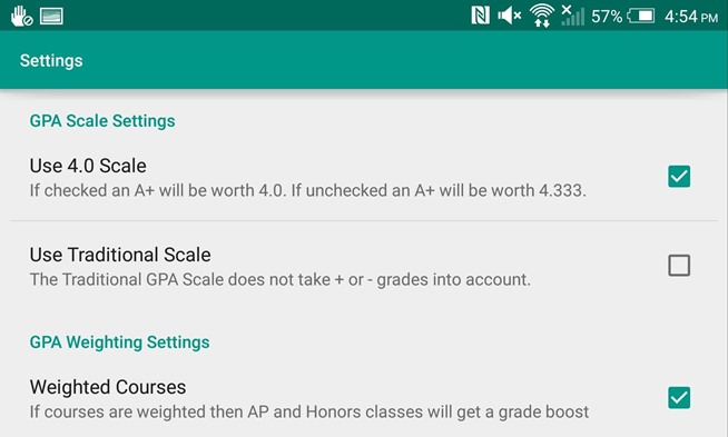 Keep an Eye on Your GPA with Pointo for Android