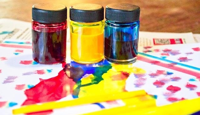 Turn Dried Out Markers into DIY Alcohol Ink That Works on