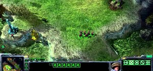 Move your units using the basic commands in StarCraft 2: Wings of Liberty