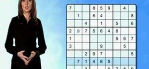 Solve sudoku by slicing and dicing