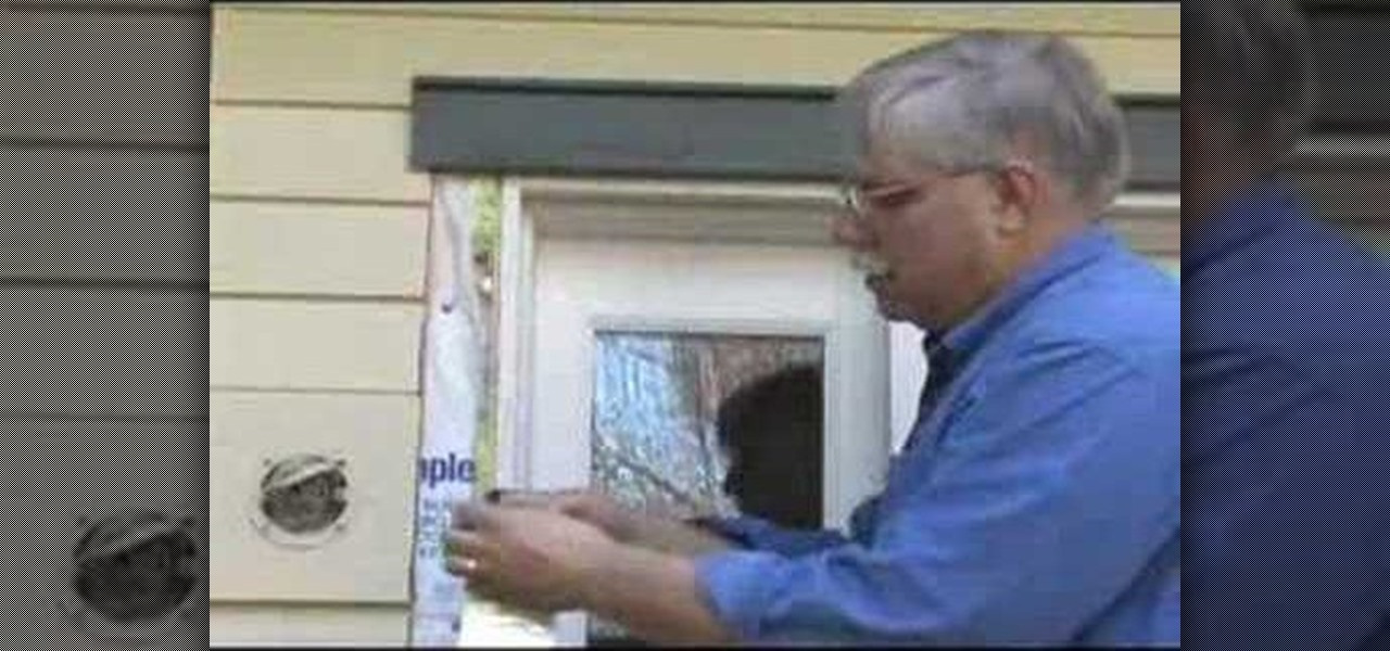How to install and insulate your exterior door for Exterior door insulation