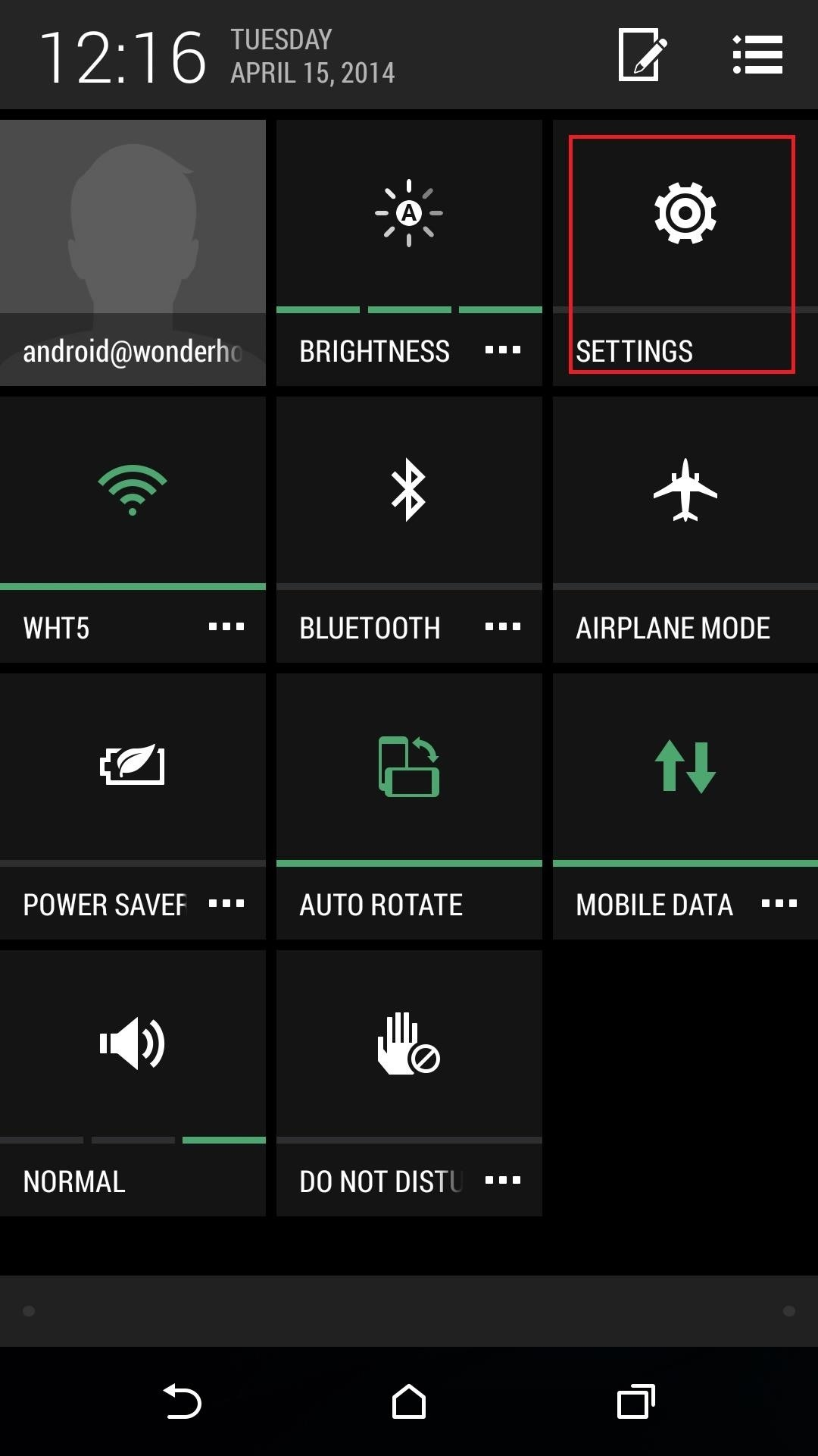 How to Unlock the Hidden Developer Options on Your HTC One M8