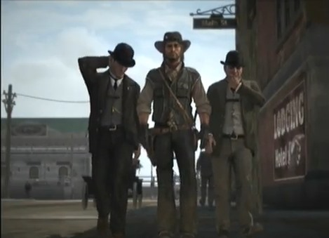 Red Dead Redemption: An introduction to the times