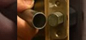 Improve your door's deadbolt lock