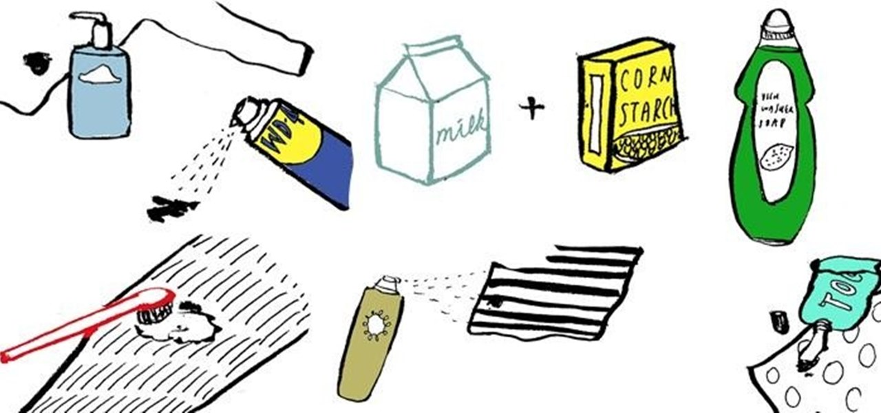 10 Easy DIY Methods for Removing Ink Stains with Household ...