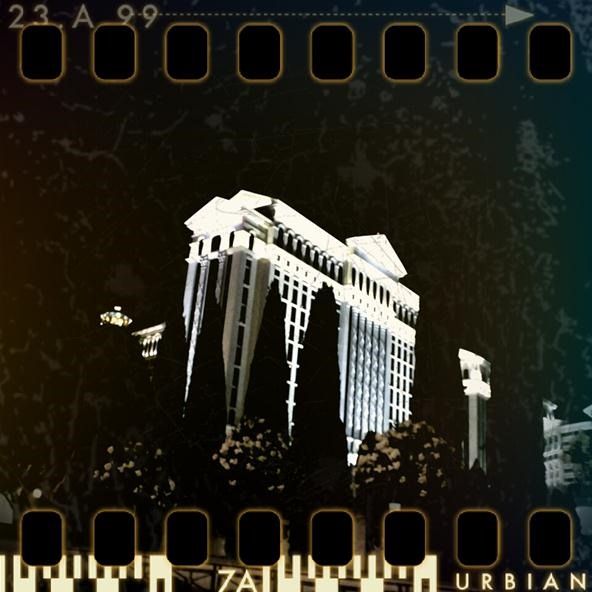 Filter Photography Challenge: Luigi's Mansion