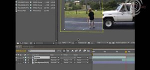 Get hit by a car in Adobe After Effects