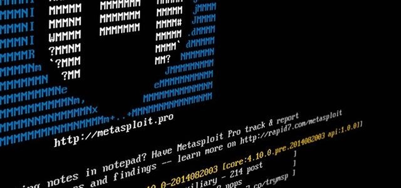 Upgrade a Normal Command Shell to a Metasploit Meterpreter