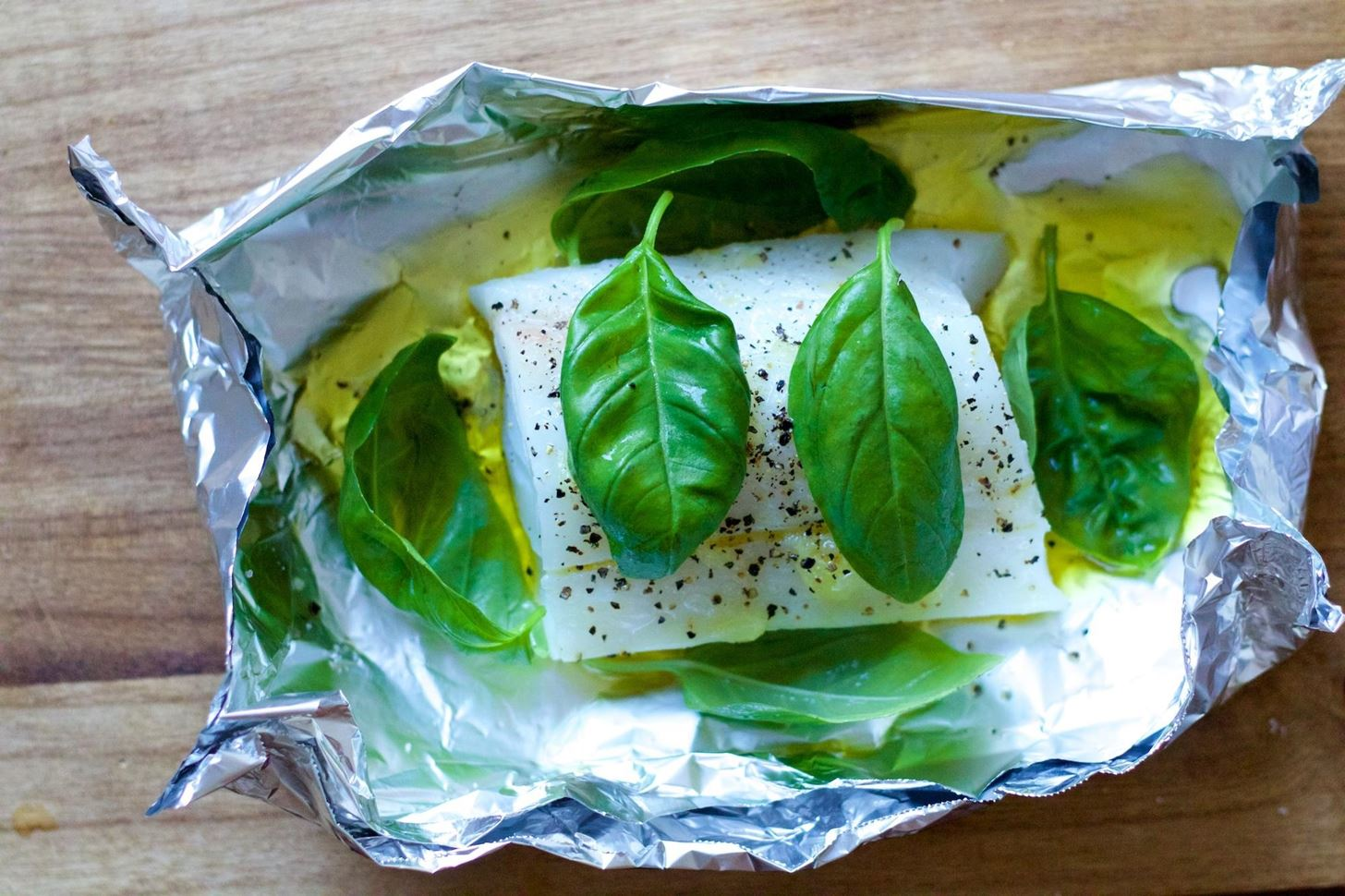 Cooking Fish with Foil Is Fantastically Foolproof