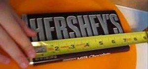 Measure the speed of light with a chocolate bar