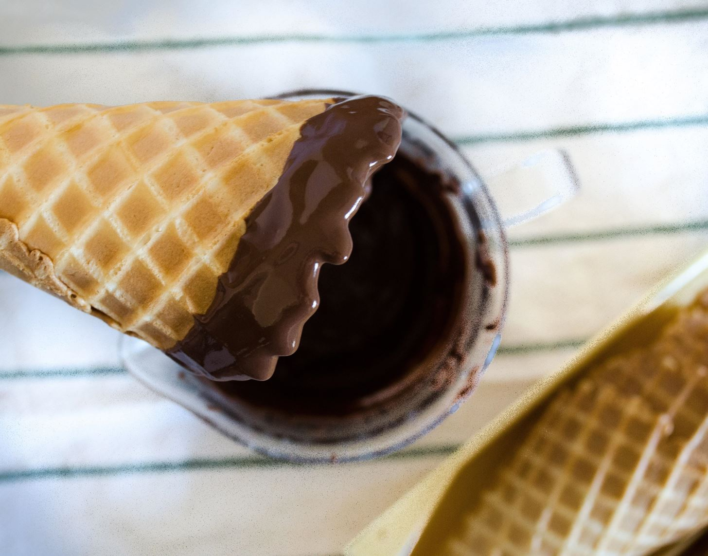 Finally—Impress Your Friends with Espresso in a Cone