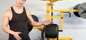 Perform Basic Movements on the Powertec Workbench Multisystem