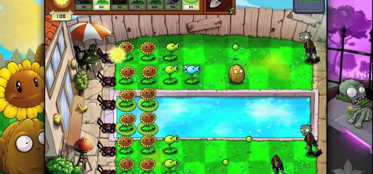 plants vs zombies cracked  ipad