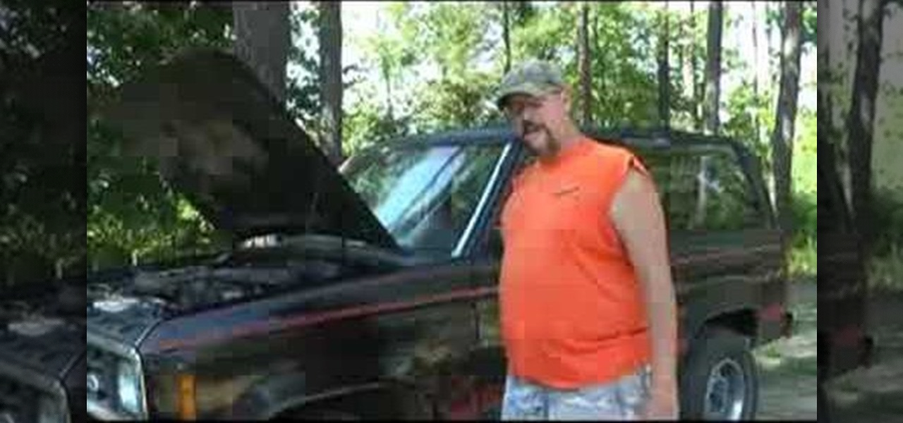 How To Trim The Fenders On Your Truck Like A Redneck 171 Car
