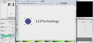 Make a logo in Inkscape