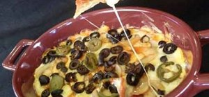 Make pizza dip