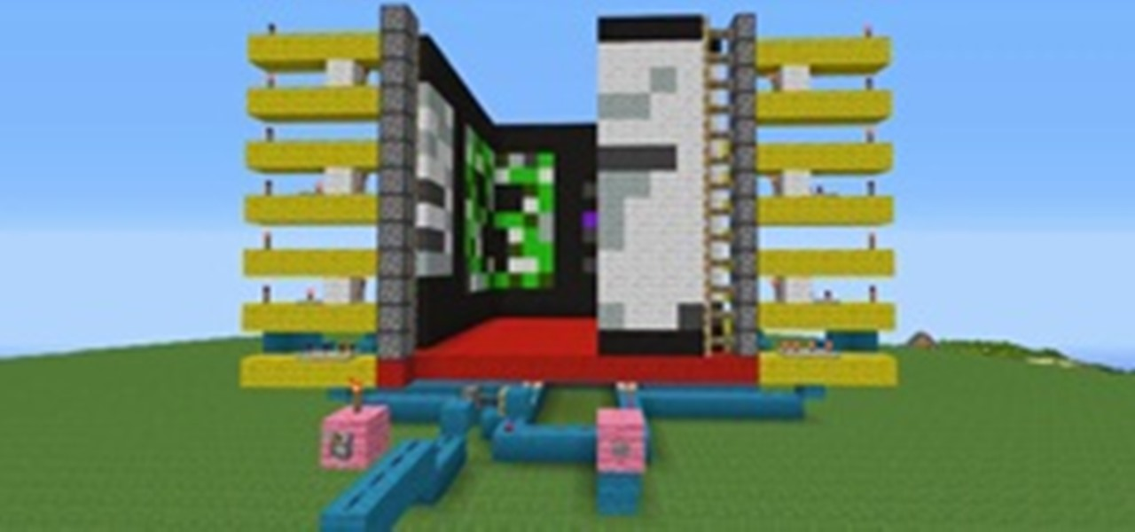 mminecraft how to make pistons