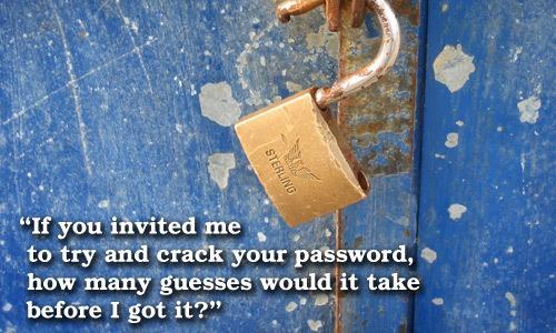 """""""How I'd Hack Your Weak Passwords""""- The Art of Cracking"""