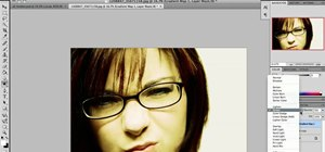 Create a desaturated portrait effect in Photoshop CS4