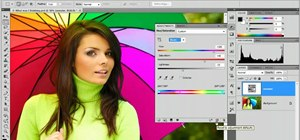 Use the Target Adjustment tool in Adobe Photoshop CS5