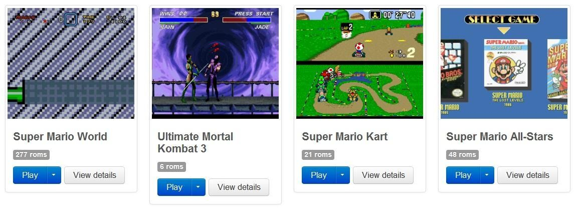 How to Play Any NES or SNES Game with Friends Right in Your Web Browser