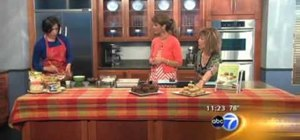 Make gluten-free brownies with Cybele Pascal on ABC7