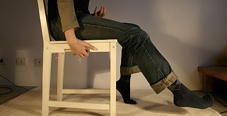 Got an Itch? Let Your Chair Do the Scratching