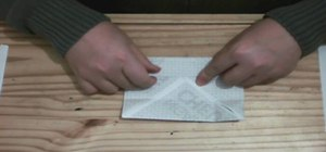 Create a simple origami box