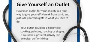 Cure anxiety one day at a time