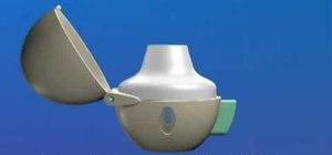 Use a handihaler inhaler device properly