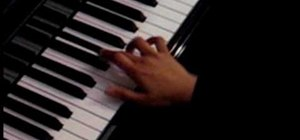 "Play Yiruma's ""River Flows in You"" on piano"