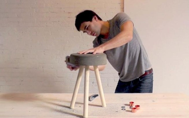 PDF DIY How To Make A Stool Out Of Wood Download bird  : make sweet 5 bar stool using wooden dowels concretew654 from antiqueroses.org size 654 x 407 jpeg 32kB
