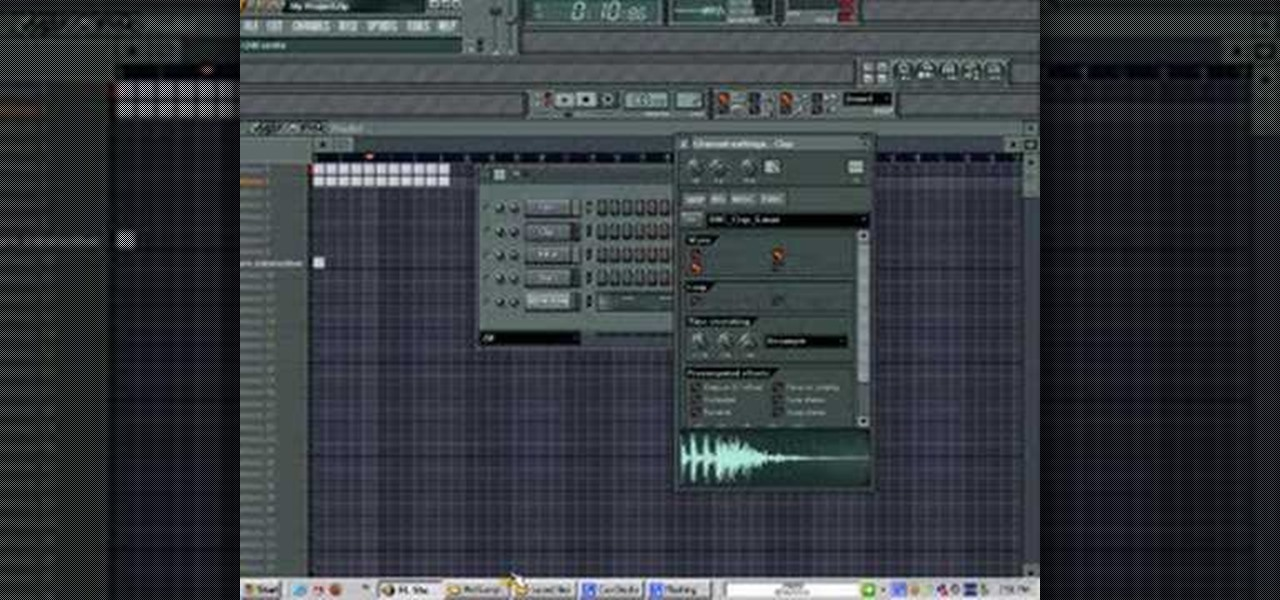Brilliant Fl Studio Fl Studio Wonder How To Largest Home Design Picture Inspirations Pitcheantrous