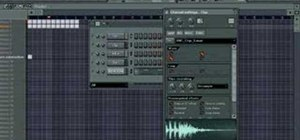 Change pitch in FL Studio