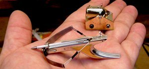 Tsachi Shamir, Mad Jeweler Behind the Adorable Mini Weapons