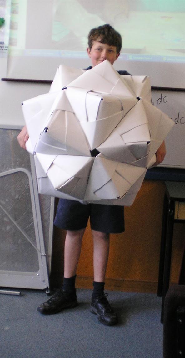 Best Math Class Project Ever