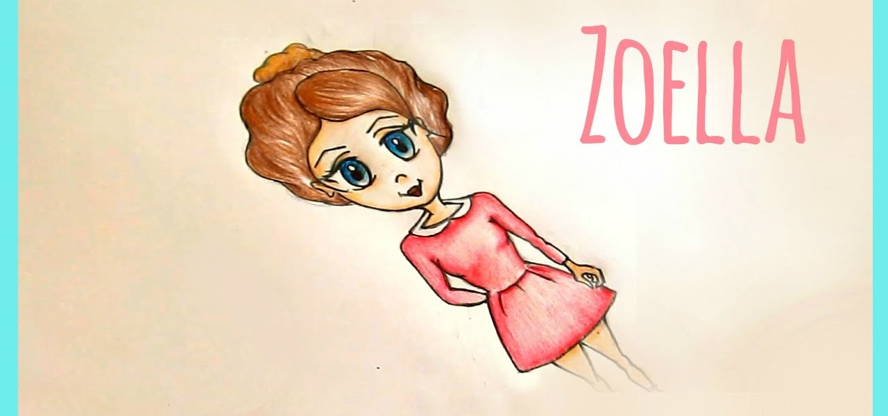 draw Zoella!