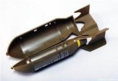 Remote Control Airborne Bomb